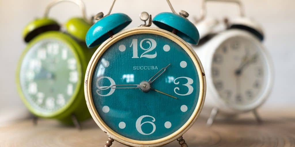 Clocks- Let's dive into some time management mistakes that we all make