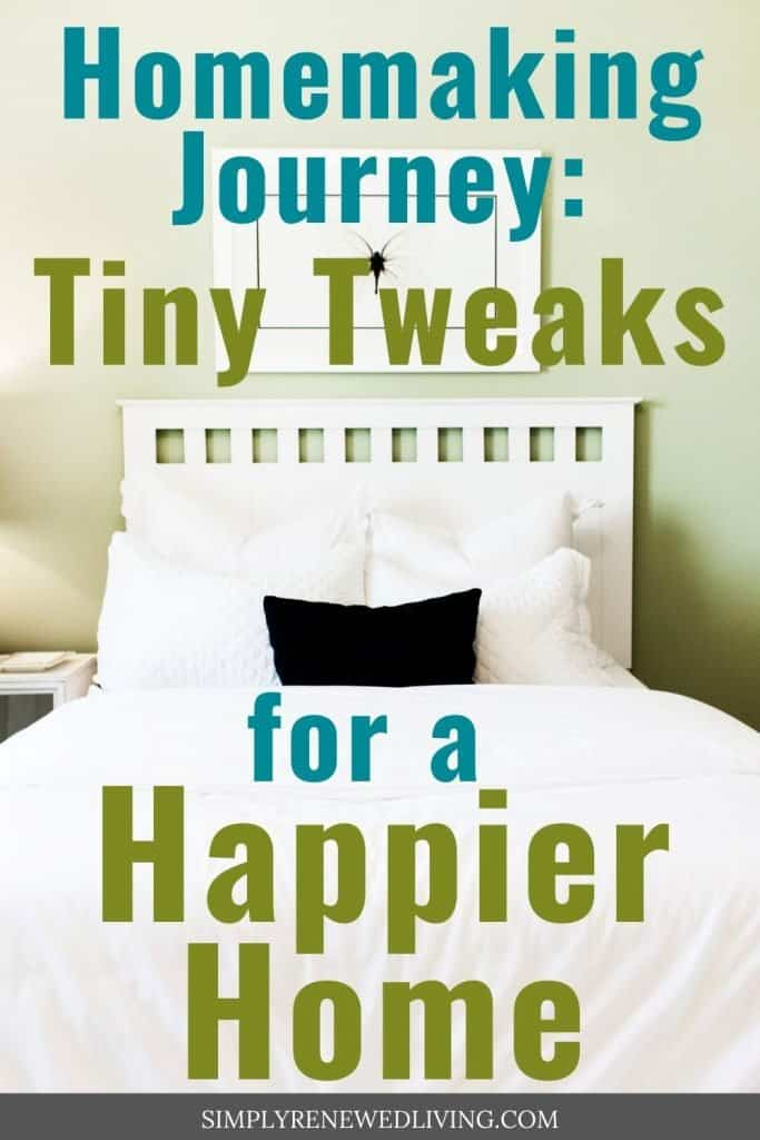 a happier home and a tidy home