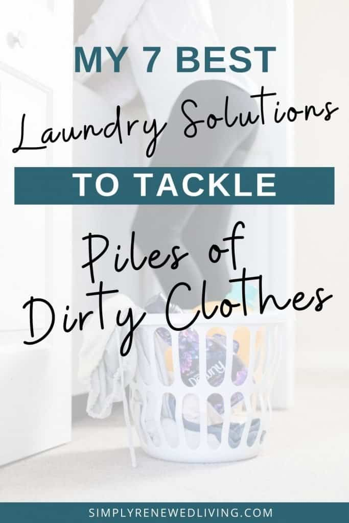 7 best laundry solutions